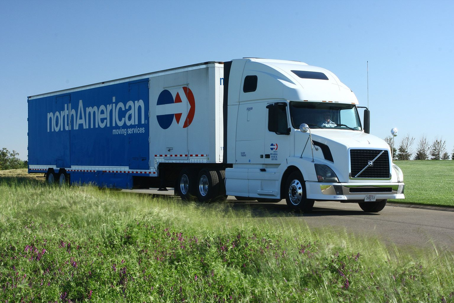 North American Moving >> Moving Companies In Winchester Ky Saunier Moving